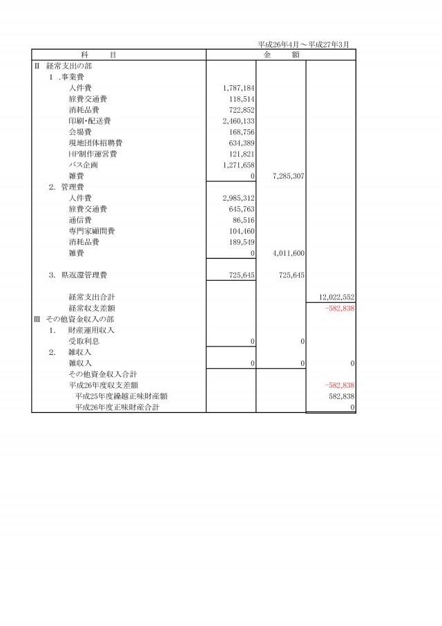 あゆむ会平成26年度会計報告_p2